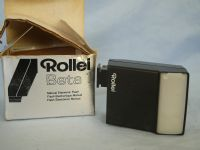 '  ROLLEI ' Rollei Beta 1 Boxed Camera Flash £5.99